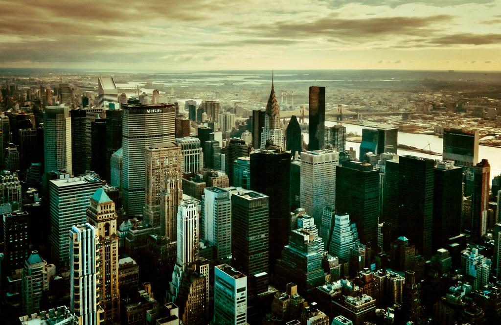 最大的城市